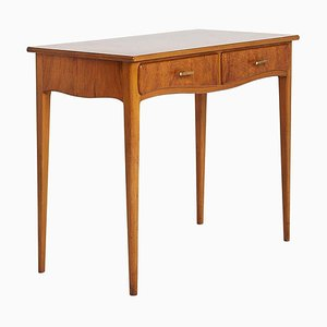 Console Table or Small Desk from Gärsnäs Mobler, 1950s