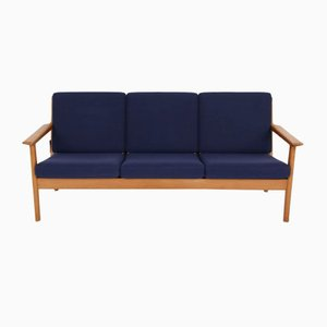 GE265 Sofa by Hans J. Wegner for Getama, 1970s