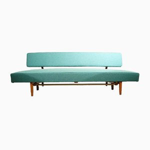 Deutsches Mid-Century F10 Tagesbett oder Sofa von Franz Hohn für Honeta