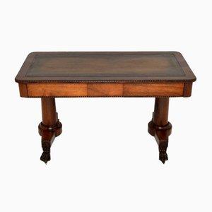Antique William IV Rosewood Desk
