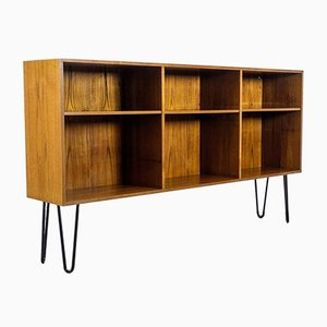 Danish Teak Shelf by Kaj Winding for Poul Jeppesens Møbelfabrik, 1960s
