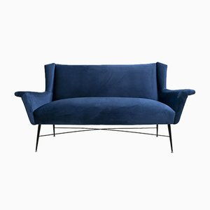 Mid-Century Italian Sofa by Gigi Radice for Minotti, 1950s