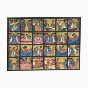 Ethiopian Painting, 1930s