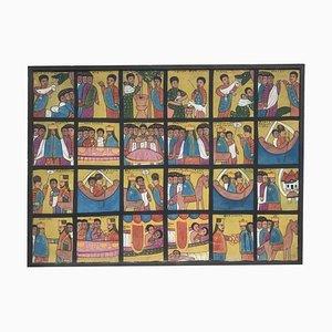 Pintura etíope, años 30