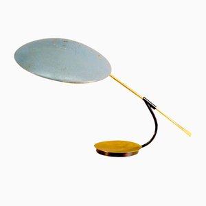 Mid-Century Green 6787 Table Lamp by Christian Dell for Kaiser Idell / Kaiser Leuchten, 1950
