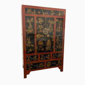 Armoire Vintage, Chine, 1980s