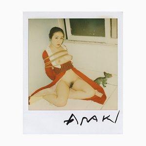 Araki Nobuyoshi - Kinbaku Nude - Polaroid Original