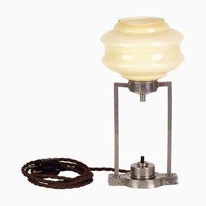 Verchromte Lampe, 1920er