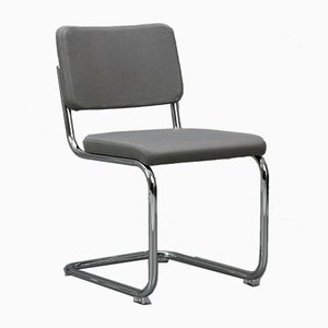Thonet S 32 Cantilever Gray Bauhaus Chair