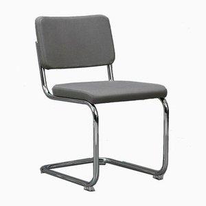 Thonet S 32 Cantilever Gray Bauhaus Chair
