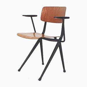 School Chair by En Kooistra for Marko, The Netherlands, 1960s