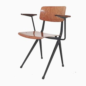 School Chair by En Kooistra for Marko, The Netherlands, 1960s