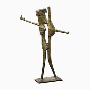 Escultura de Nils Dahlgren, 1970