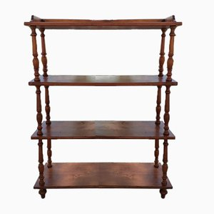 Etagere Bookcase, Late 19th Century