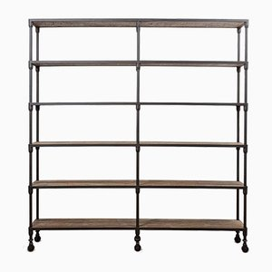The Bronx Double Shelving Unit