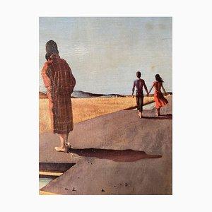 José Manuel Capuletti, Pintura al óleo, New Horizons
