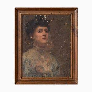 Retrato de una dama de Harold Lapham