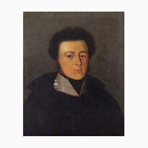 Porträt eines französischen Offiziers, 19. Jh