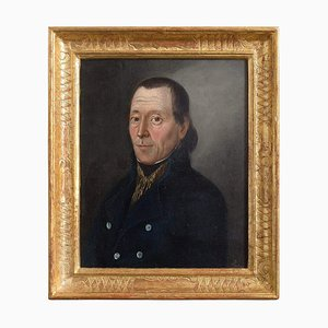 Portrait of Sebastian Altegger by Johan Pankraz Koeber