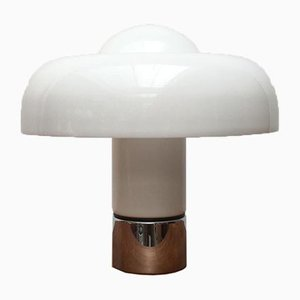 Mid-Century Italian Table Lamp by Luigi Massoni for Guzzini