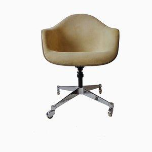 Drehbarer Mid-Century DAT-1 Schreibtisch oder Bürosessel von Eames für Herman Miller, 1960er