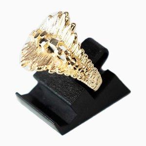Anello in oro a 14 carati