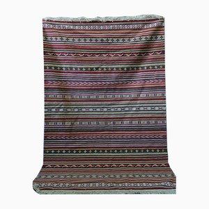 Anatolian Hand-Woven Kilim Rug, 1960s