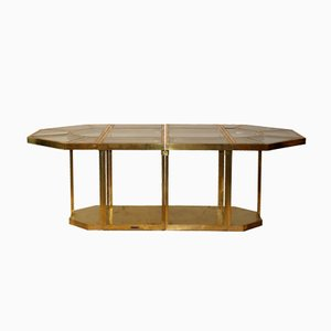 Puzzle Dining Table by Gabriella Crespi, 1973