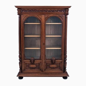 French Bookcase, Circa 1880
