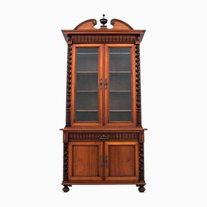 Restored Bookcase, Late 1800s
