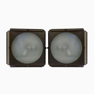 Appliques de Veca, 1960s, Set de 2