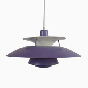 Mid-Century Danish PH5 Ceiling Lamp by Poul Henningsen for Louis Poulsen