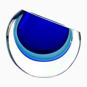Jarrón Atlantico Sommerso de cristal de Murano de Valter Rossi para Vrm