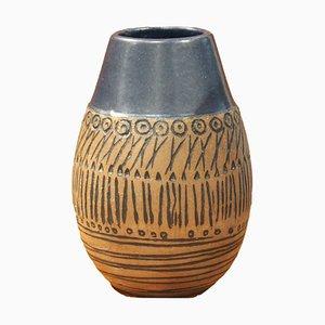 Vaso Granada in ceramica di Lisa Larson per Gustavsberg, 1959