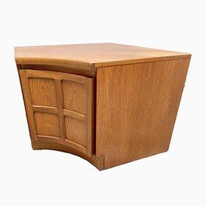 Vintage Corner Cabinet from Nathan Parker Knoll