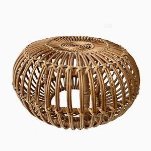 Mid-Century Lobster Pot Foot Stool by Franco Albini