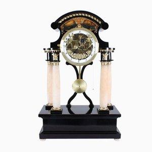 Biedermeier Mantel Clock, 1820s