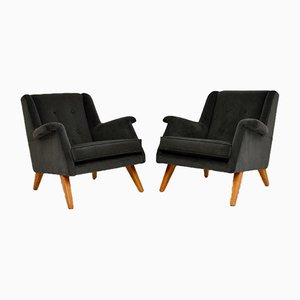 Armchairs by E. Gomme for G- Plan, 1950s, Set of 2