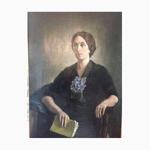 Französisches Portrait, 20. Jh