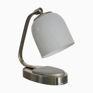 Bauhaus Tischlampe, 1940er