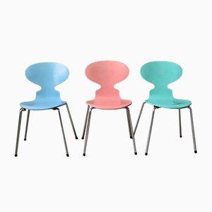 Ant Chairs von Arne Jacobsen für Fritz Hansen, 1990er, Set of 14