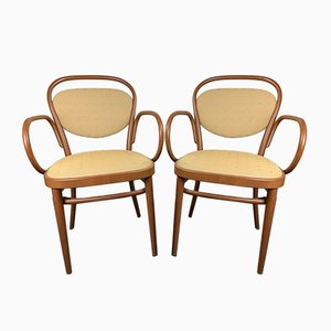 Mid-Century No.78 Lounge Chairs by Michael Thonet for Thonet, 1980s, Set of 2