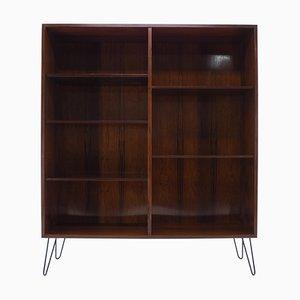 Upscled Bücherregal aus Palisander von Omann Jun, Denmark, 1960er