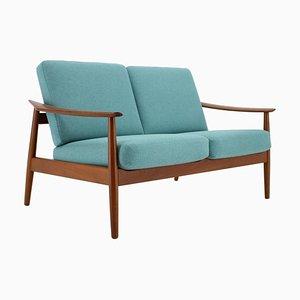 2-Sitzer Sofa von Arne Vodder für France & Son, Denmark, 1960er