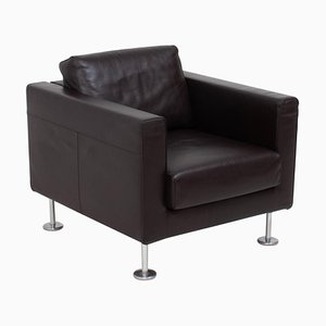Park Leather Armchair by Jasper Morrison for Vitra, 2004