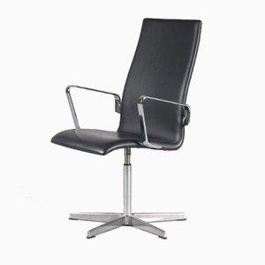 Chaise Oxford par Arne Jacobsen pour Fritz Hansen, Danemark, 1960s