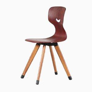 Chaise pour Enfant par Adam Stegner pour Pagholz, Allemagne, 1960s