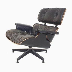 Sedia girevole modello 670 di Charles & Ray Eames per Herman Miller, 1971