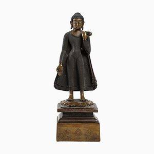 Bronze Standing Buddha, 1900s