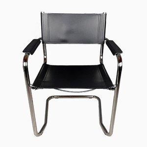 Chaise de Bureau par Mart Stam, Italie, 1980s